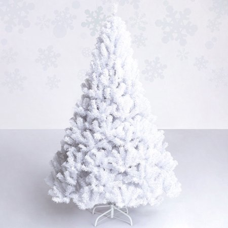 7Ft Artificial PVC Christmas Tree W/Stand Holiday Season ...