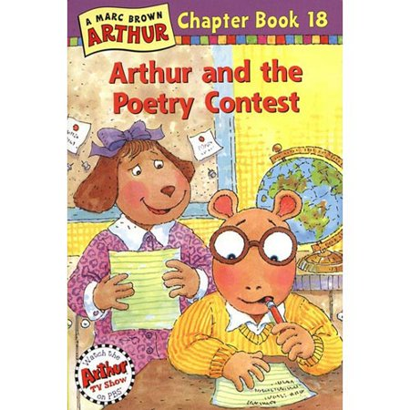 Arthur and the Poetry Contest by
