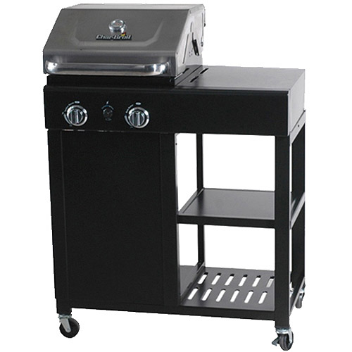 2 Burner Lakefield Gas Grill