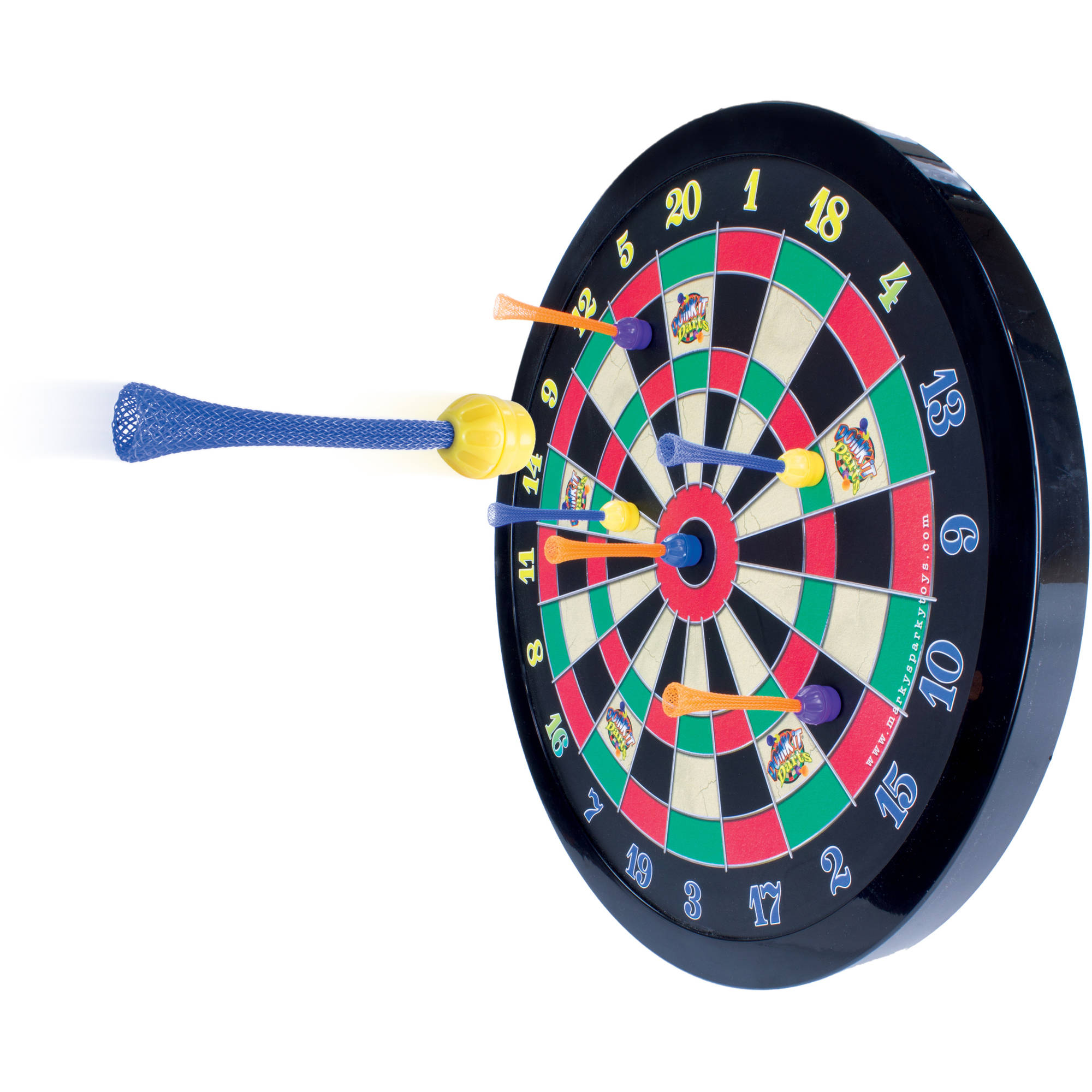 Marky Sparky Toys Doinkit Darts Magnetic Dart Set Walmart Com