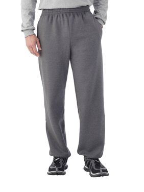 af83599c2 Product Image Fruit of the Loom Big Men's Dual Defense EverSoft Elastic  Bottom Sweatpants