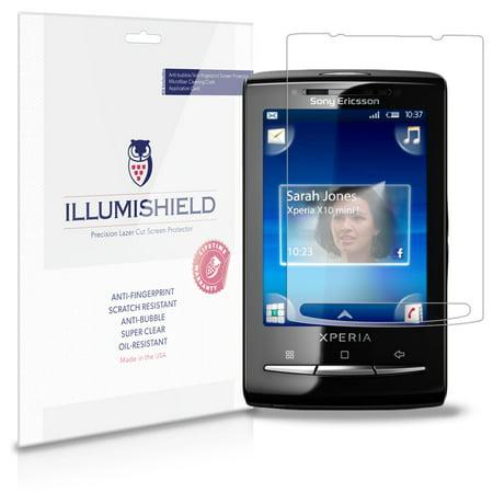 Illumishield Anti Bubbleprint Screen Protector 3x For Ericsson