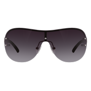 GU7303-C38 Black Frames Purple Gradient Lens Sunglasses