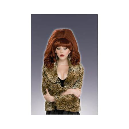BIG RED WIG](Red Wig For Kids)