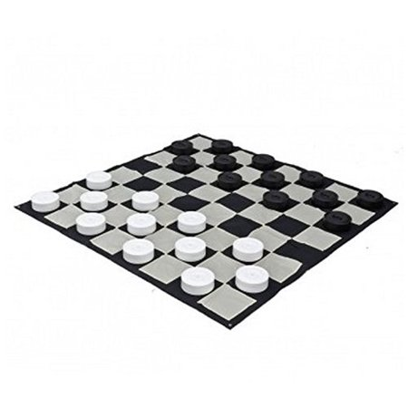 Checkers Box Set - Mega Checker Plastic Set 10