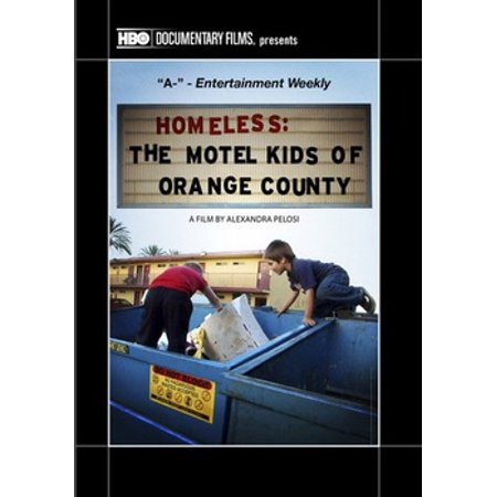 MOD-HOMELESS MOTEL KIDS OF ORANGE COUNTY (DVD/2010) NON-RETURNABLE