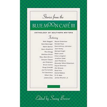 Stories From the Blue moon Cafe III - eBook