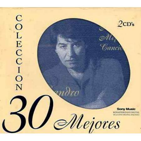 Mis 30 Mejores Canciones (2CD) (Dyango Mis Mejores Canciones 17 Super Exitos)