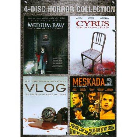 Horror 4 Pack  Vlog   Medium Raw   Cyrus  Mind Of A Serial Killer   Meskada