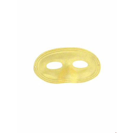 Yellow Domino Mask Halloween Costume Accessory](Domino Group Halloween)