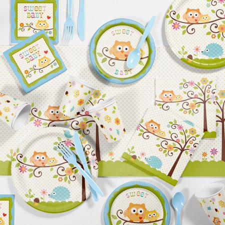 Happi Tree Boy Baby Shower Kit (Boys Shower)