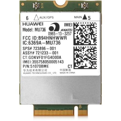 HP hs3110 HSPA plus Mobile Broadband Module Mobile Broadb...