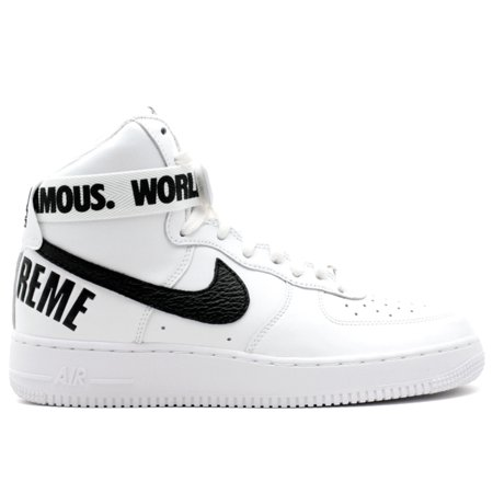 Nike Men Air Force 1 High Supreme Sp 'Supreme' 698696 010 Size 9
