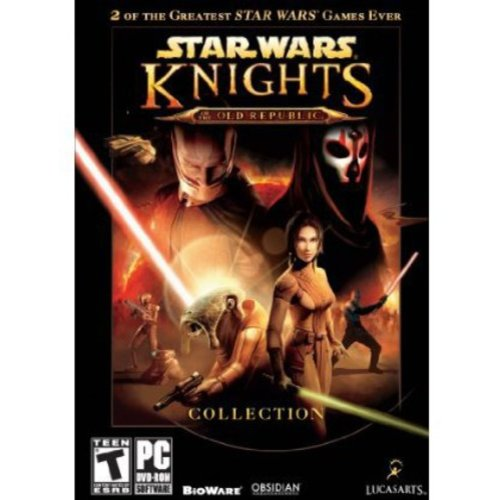 Lucas Arts Knights Of The Old Republic Collection