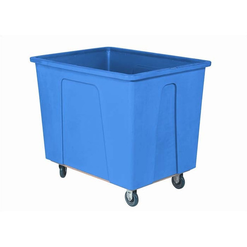 Wesco Industrial Products 64 Gallon Plastic Box Truck