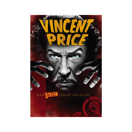 Vincent Price MGM Scream Legends Collection (DVD)