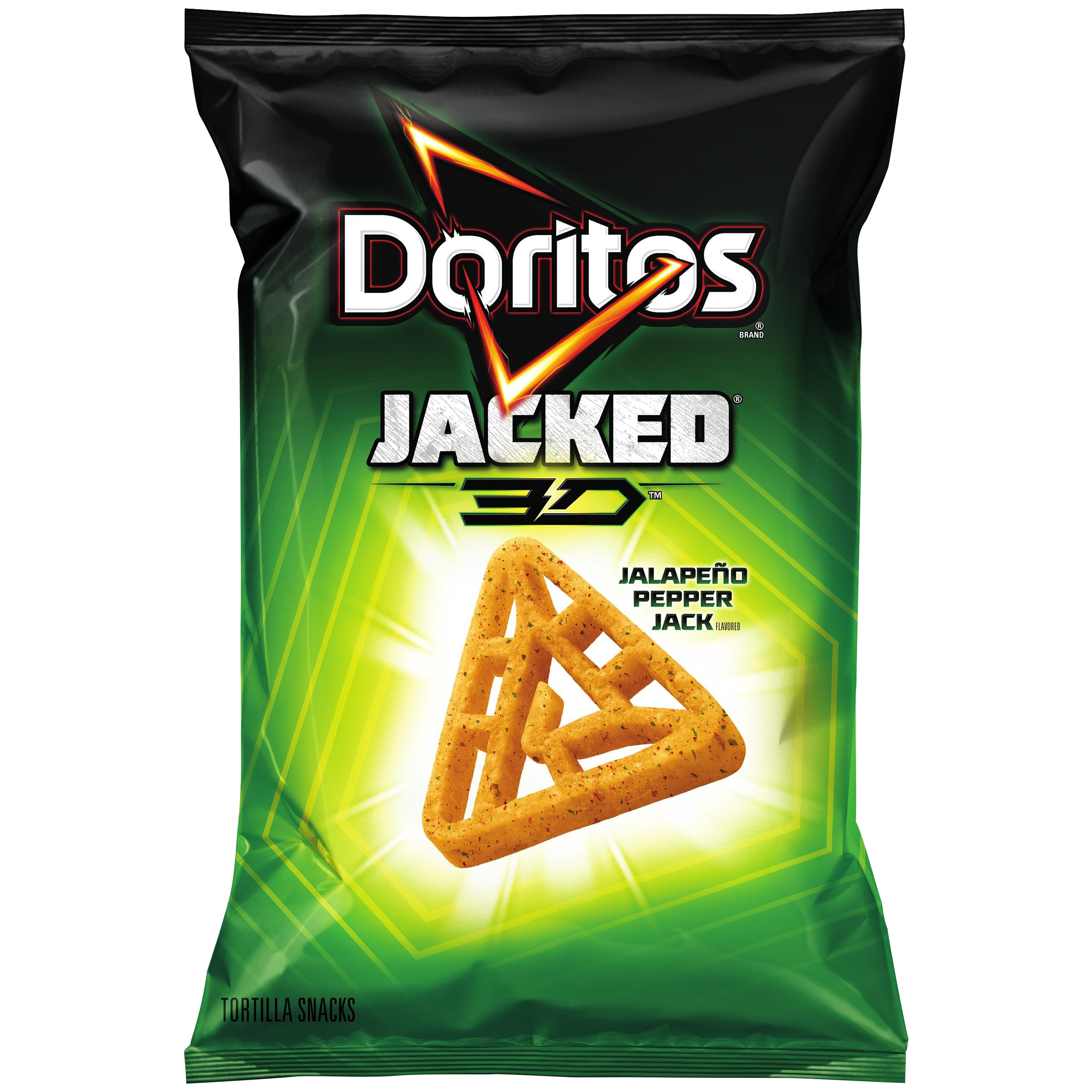 Doritos Jacked 3D Jalapeno Pepper Jack Flavored Tortilla ... 3d Doritos