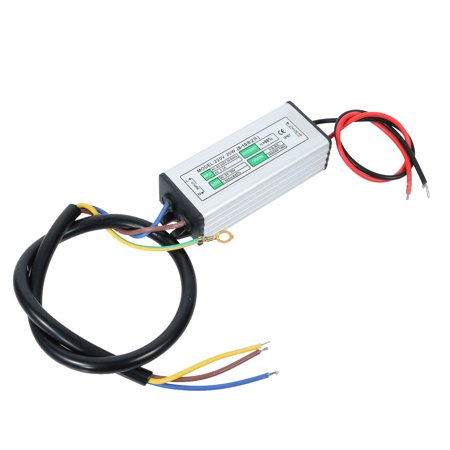 20W Waterproof Led Driver Power Supply + 20W Pure White LED SMD Chip (Via Chip Set Drivers)