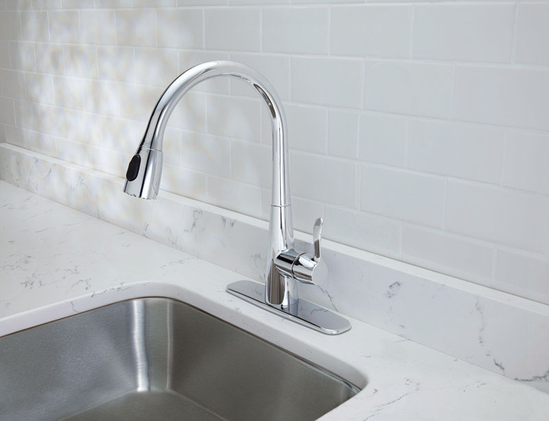 Oakbrook Collection Touch Bar Faucet - Walmart.com