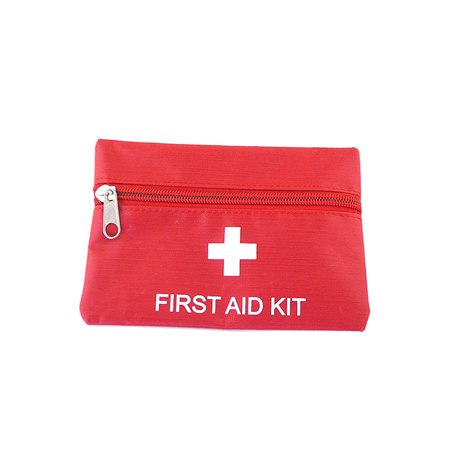 Nicesee Mini Outdoor Sport Survival Emergency First Aid Medical Bag Hiking Camping Travel