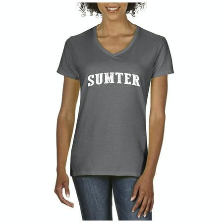 the best attitude a4817 a1003 Artix - Sumter South Carolina T-Shirt Home of University of ...