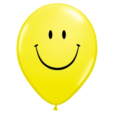 Qualatex Bright Smiley Face 11
