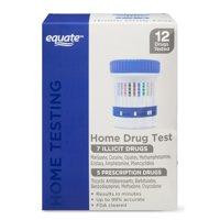 Equate 12 Panel Home Drug Test