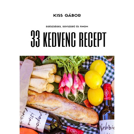 Halloween Recept (33 kedvenc recept - eBook)