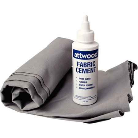 Attwood Canvas Boat Cover Repair Kit Walmart Com