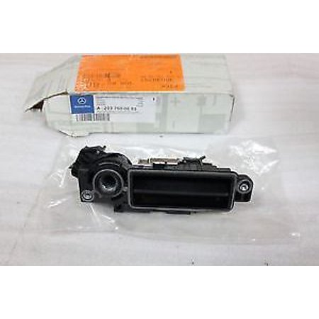 - Mercedes r171 w203 w209 w211 -884 Trunk Lock + Connector lid actuator mechanism