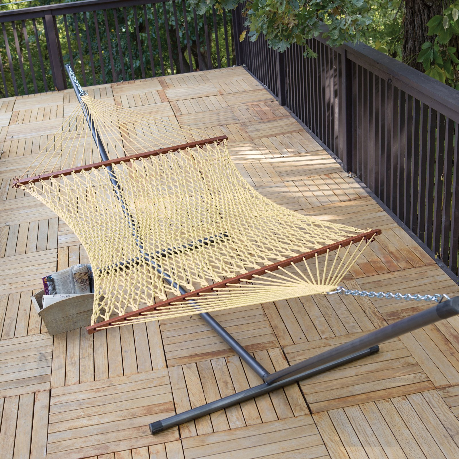 Coral Coast Executive XXL Rope Double Hammock
