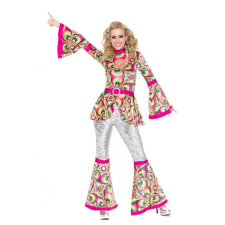 Halloween Dance Fever Women's Costume