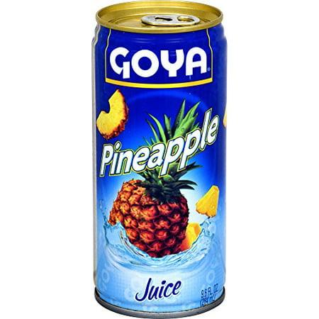Goya Pineapple Pina Juice 9.6 Oz (Best Pina Colada Vape Juice)