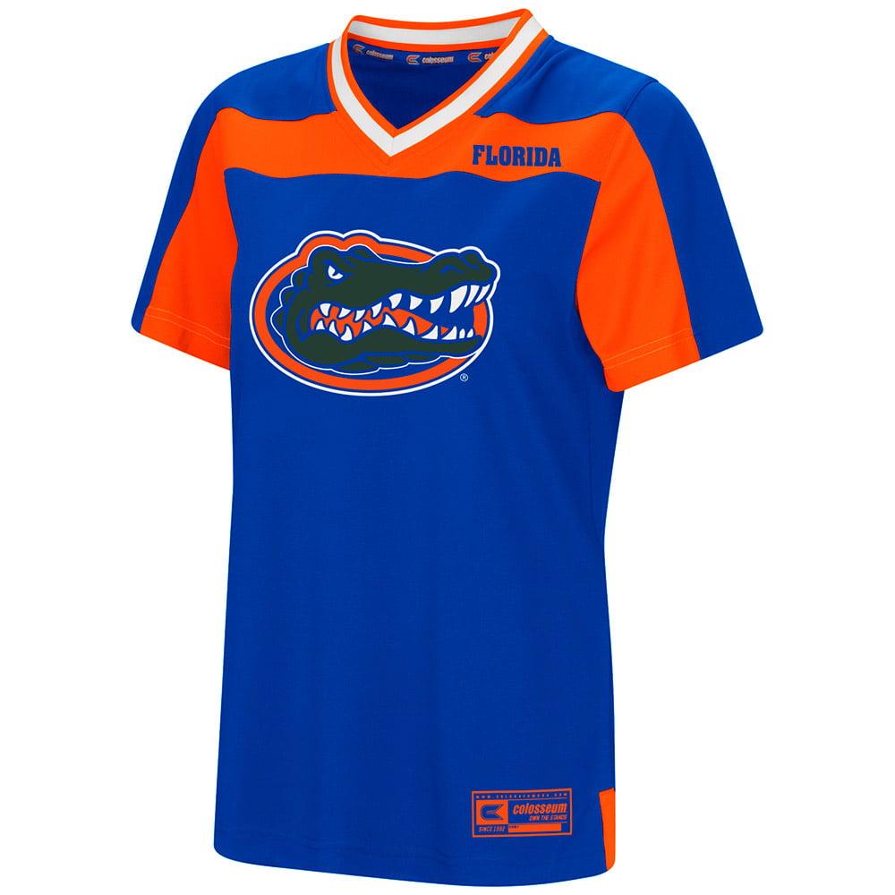 "Florida Gators Women's NCAA ""My Agent"" Fashion Football Jersey"