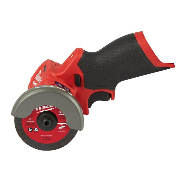 Milwaukee Elec Tool 2522-20 M12 Fuel Compact Cut Off Tool, 3-In.