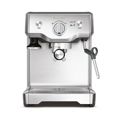 Click here to buy The Duo-Temp Pro Espresso Machine by Breville.