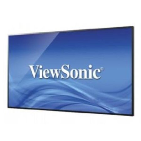 "Viewsonic 43"" Full Hd Direct-lit Led Commercial Display – 43″ Lcd – 1920 X 1080 – Direct Led – 350 Nit – 1080p – Hdmi – Usb – Serialethernet (cde4302)"