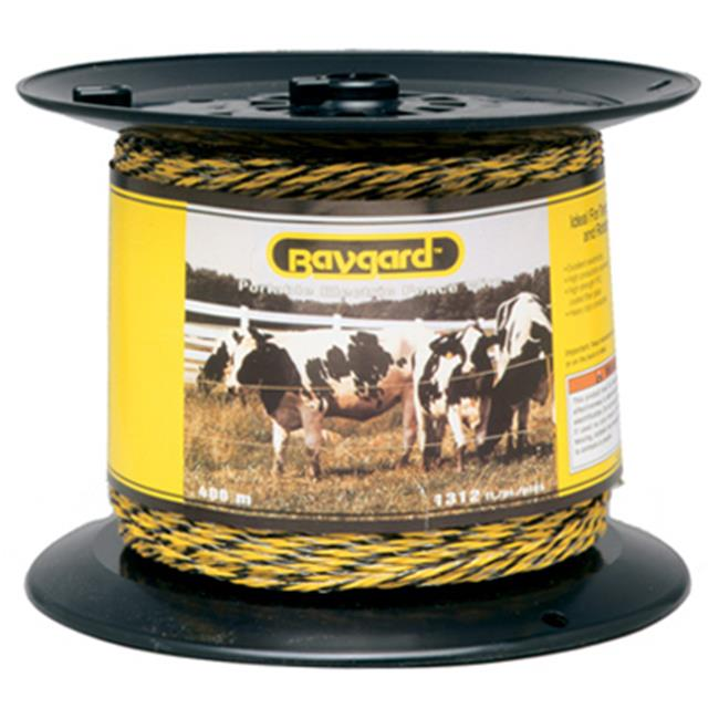 128 1312 ft. Yellow & Black Heavy Duty Wire - image 1 de 1