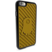 Apple iPhone 6 and 6S Custom Stuart Silhouette 3D Printed Phone Case - Despicable Me - Stuart Silhouette