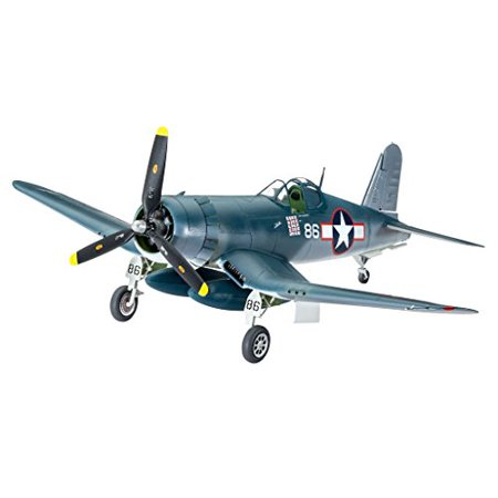 Revell Germany Vought F4U-1A Corsair Airplane Model Kit - image 3 of 4