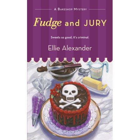 Fudge Bites - Fudge and Jury