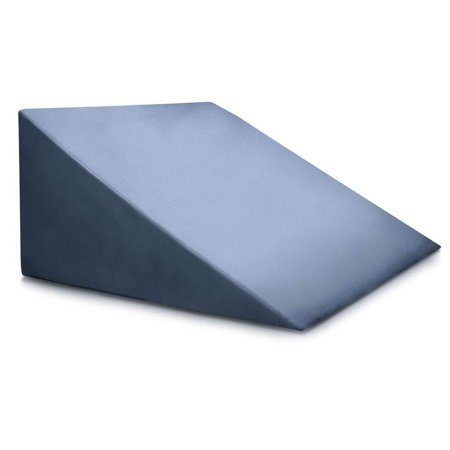 Bed Wedge Pillow - Clinical Grade Incline Bed Rest for Sitting Up - Sleep Back Support, Pregnancy, After Surgery