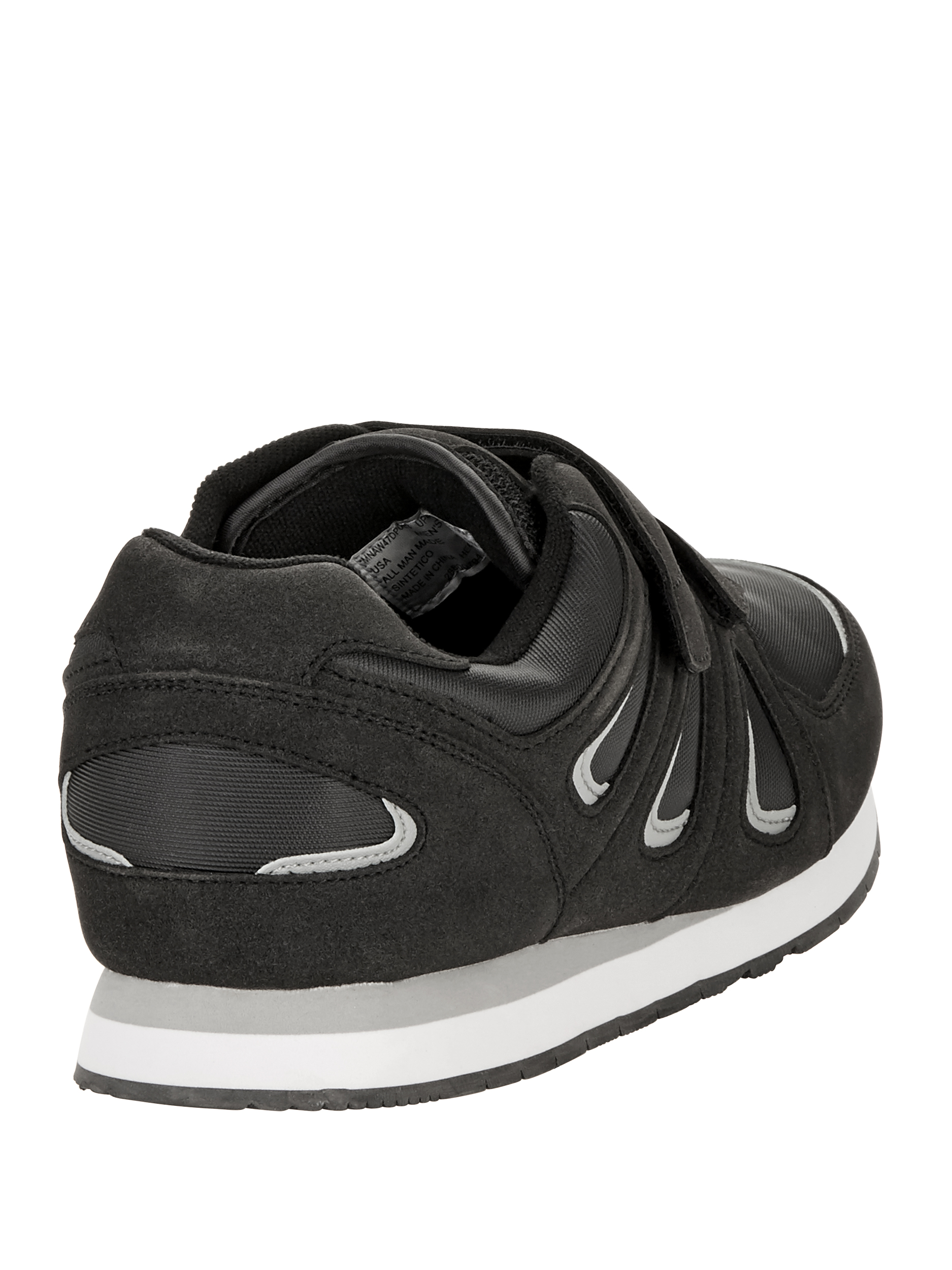 Silver Series Athletic Shoe