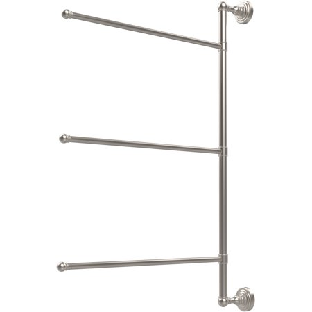 Collection Swing Towel Bar (Waverly Place Collection 3 Swing Arm Vertical 28