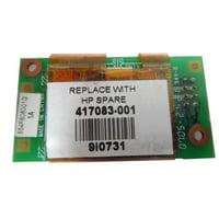 417083-001 Genuine Original HP Pavilion 56K Internal Modem Daughter Card USA Laptop Modems
