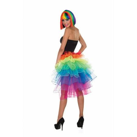 Halloween Rainbow Bustle Tutu - Bustle Tutu