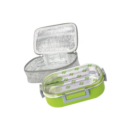 06d263769289 Lille 32oz Stainless Steel Leakproof Lunch Box, insulated bento box/Food  Cont...