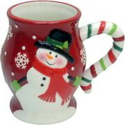 Snowman Jumbo Mug, Set of 2