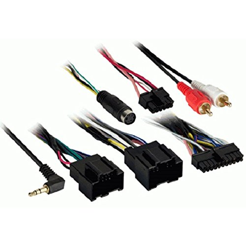 Axxess AX-ADGM02 ADBOX Aftermarket Stereo Installation Harness for 2006-Up GM LAN11 Vehicles