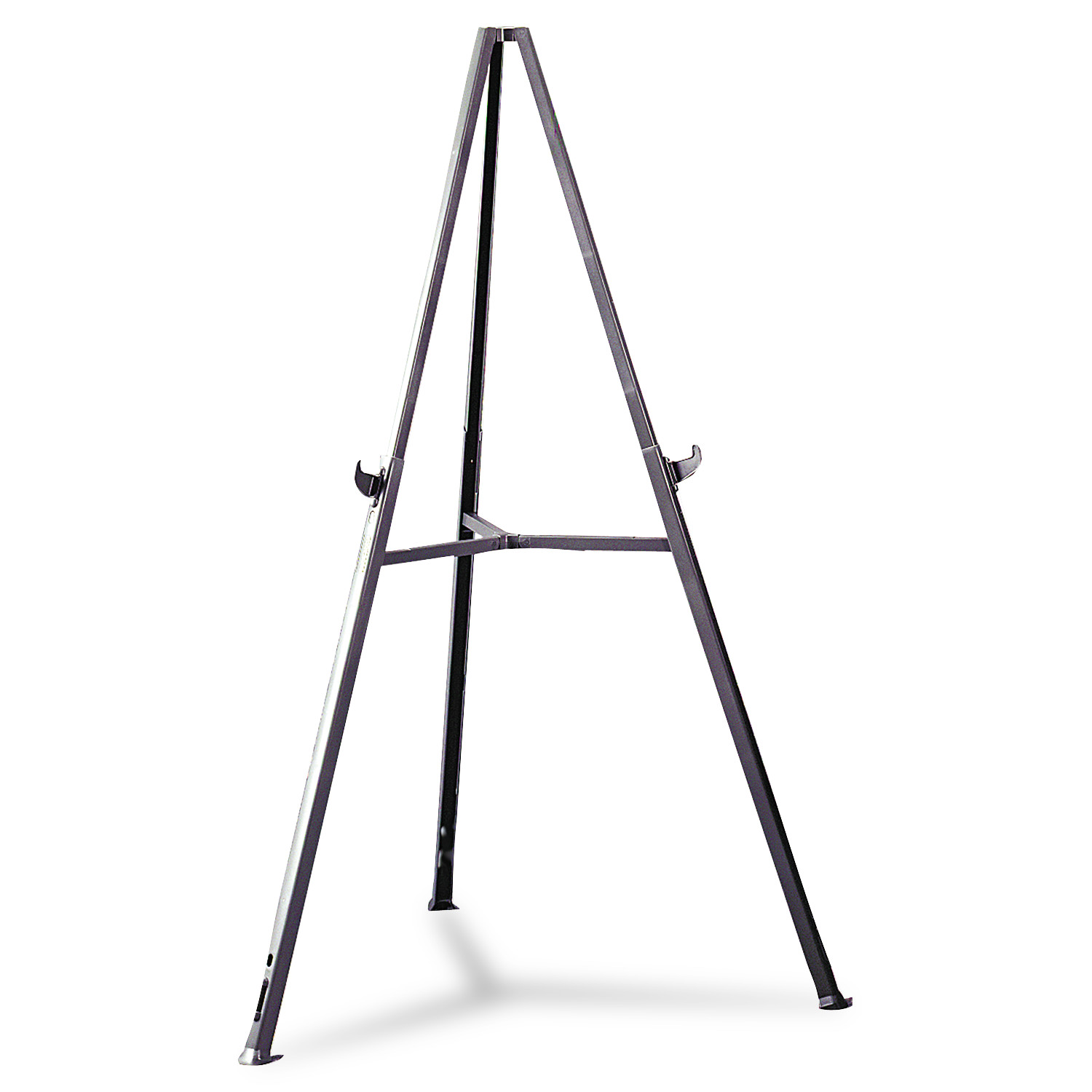 """Ghent Triumph Display Easel, 37"""" to 62"""" Adjustable Height..."""